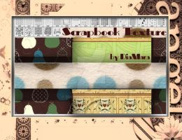 Scrapbook Texture by Diamara