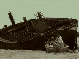 Wreck2 by Bluebuterfly72