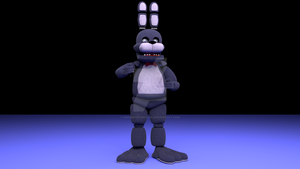 Bonnie The Bunny by Rendertechnician