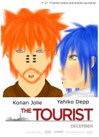 Contest Entry: The Tourist by Weaslegirl96