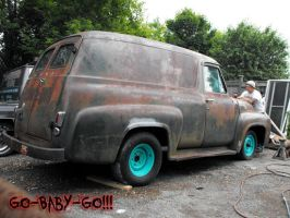 Icky F-100 I.D. by Go-Baby-Go