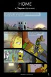 HOME: Simpsons Comic Page 1 by The-StarDog