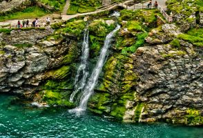 Waterfall by forgottenson1