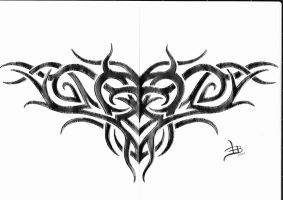 Tribal 1 by Carmabal