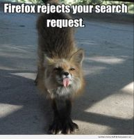 firefox denies your search request by Stephen111703