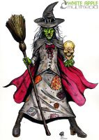 Patches the Witch by Snigom
