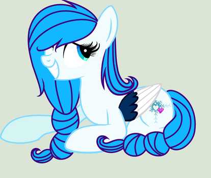 MLP My Oc Eis Gewitter| 7u7 You Are Sexy (? by YulianaPie26