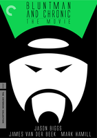 Bluntman and Chronic DVD by the-umbra