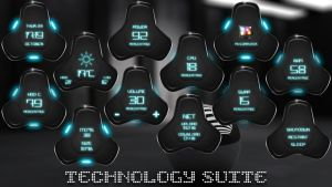 Technology Suite for xwidget by jimking