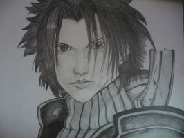 Zack Fair by Merina928