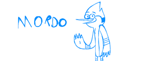 Mordo sketch by LotusTheKat
