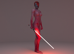 Lightsaber Test 2 by Pluck47