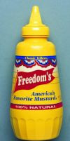 freedoms mustard by therickhoward