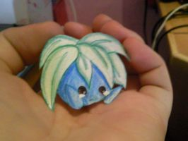 -paperchild- Sad Oddish by MatoChii
