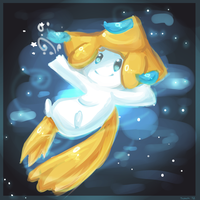 Jirachi by JAYWlNG