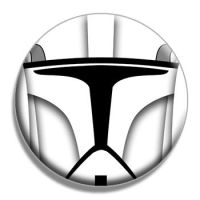 Clone Trooper Button by Mutant-Cactus