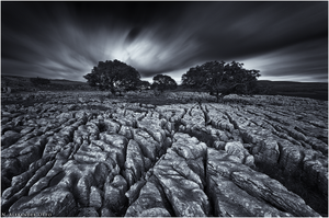 Titan's Pavement by NicolasAlexanderOtto