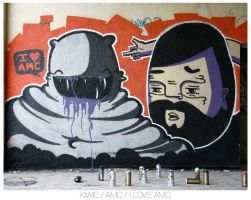 I LOVE AMC by KIWIE-FAT-MONSTER