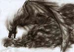 Shadow Dragon by Teratophoneus