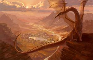 Smaug by R-Valle