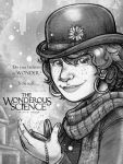 The Wonderous Science_Daisy Poster by Briansbigideas