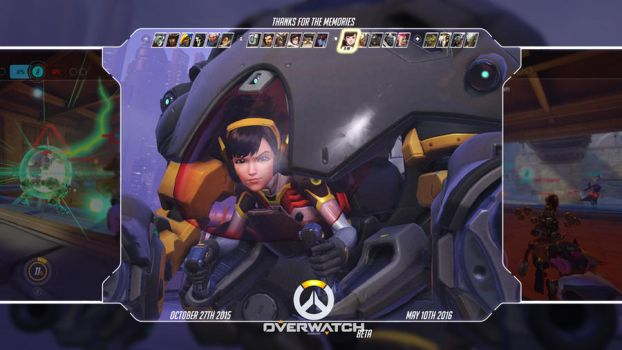 Overwatch Extra: Beta's End by Holyknight3000