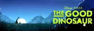 The Good Dinosaur by dabemacal