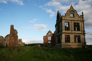 Moreton Corbet Castle 17, Shropshire by OghamMoon