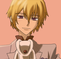 Tamaki is a Hunk by a4chincookie