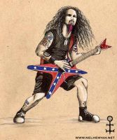 Dimebag Darrell Tribute by Nelhemyah
