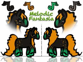 Melodic Fantasia (art.auction.entry) by StableDaydreams