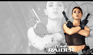 Lara Croft Tomb Raider by Samir-Z3