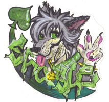Shashe badge by Wildloverwithwolfs
