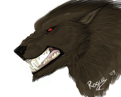 Werewolf Remake by RogueLiger