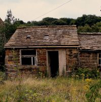 rustic dereliction by RickHaigh
