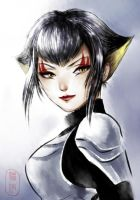 KARAI in Teenage Mutant Ninja Turtles 2012 by elyoncat