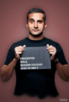 Bassem Youssef by 0s0s2