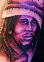 Redemption Song by chrisxart