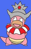 Slowking 2 by Catherinex13