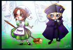APH - Chibitalia and HRE by Rivan145th
