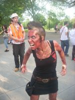 Zombie March VII by Shadow-Lockheed