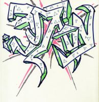 Graff Art 00 by IMAGE05