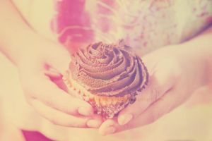 Vintage cupcake. by AlexandraBuck