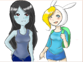 iScribble: My First AT Drawings by NatsuLovely