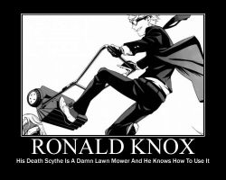 Ronald Knox by animelover2030