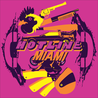 Tee Design - Hotline Miami by pedro-lee