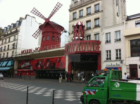 moulin rouge by hellokirti