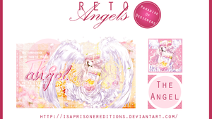 Reto: Angels|Paradise Of Designers. by IsaPrisonerEditions