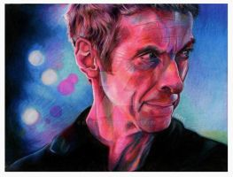 Pink Capaldi by EatToast