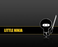 Little Ninja by pincel3d